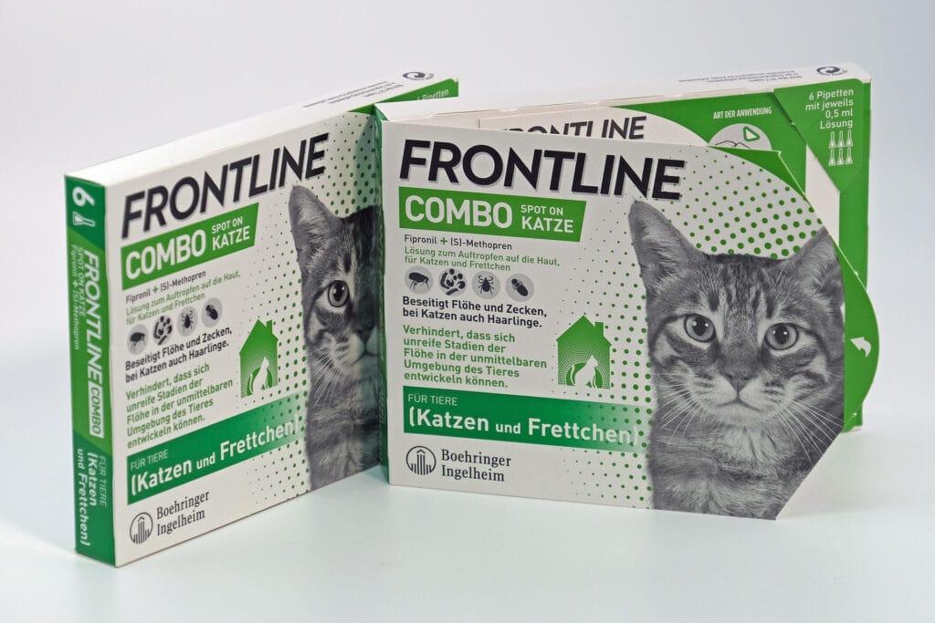 Flohtherapie für Hund und Katze
