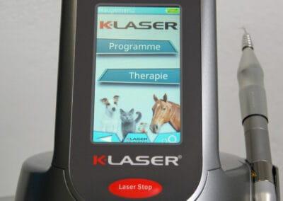 KLaser für die dermatologische Laserchirurgie